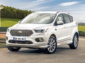 Ford Kuga Flexifuel-E85