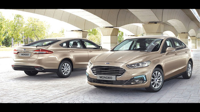 Mondeo Trend Business
