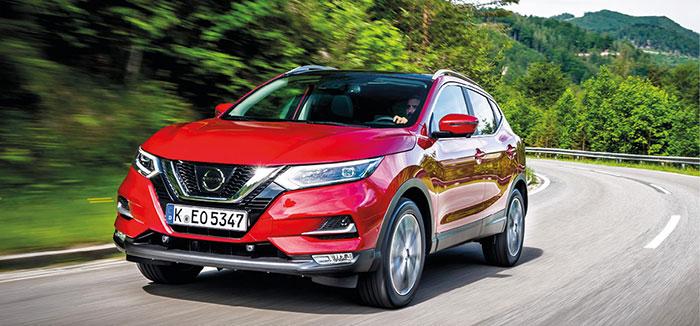 En Business Edition pour le Qashqai de Nissan, le nouveau 1.5 dCi de 115 ch et 6 CV s'affiche à partir de 24 958,33 euros ou de 27 166,67 euros avec le plus gros 2.0 dCi de 150 ch et 8 CV. Celui-ci permet d'accéder à la version 4x4 à 28 750 euros.