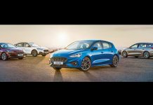Nouvelle gamme Ford Focus