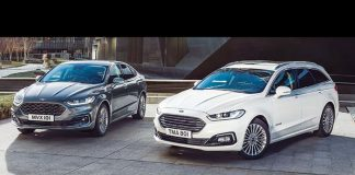Nouvelle gamme Ford Mondeo