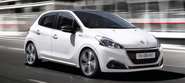 La transformation réversible « R » de la Peugeot 208 est basée sur la finition Active Business VP avec le 1.2 PureTech de 82 ch et 4 CV à 15 950 euros, ou avec le plus puissant 1.5 BlueHDi de 100 ch et 5 CV à 18 250 euros.
