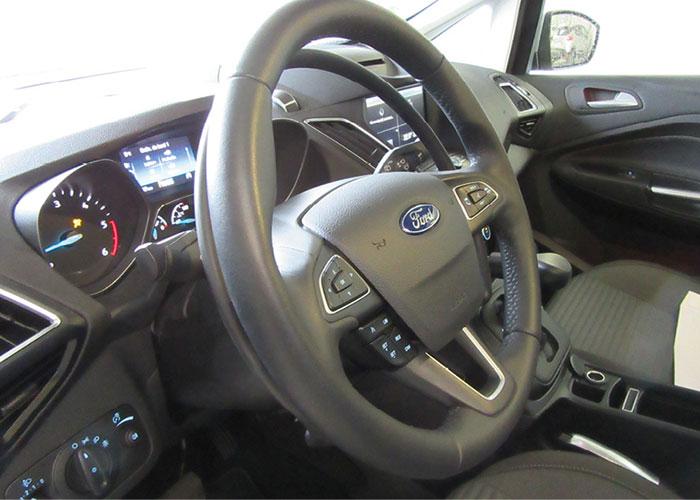 Lenoir Handi Concept – Accélérateur sous le volant