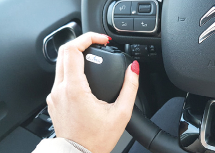 Lenoir Handi Concept –  Boule Hand'Y Control