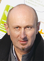 Bruno Renard, chef du service vie du centre, coordonnateur de la responsabilité sociétale de l'entreprise, CEA de Grenoble