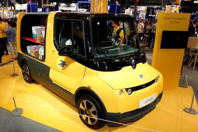 2019 - Renault EZ-FLEX La Poste