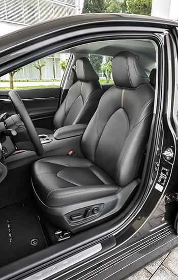 Toyota Camry hybride