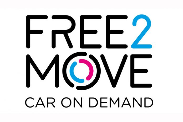 Free2Move Car on Demand