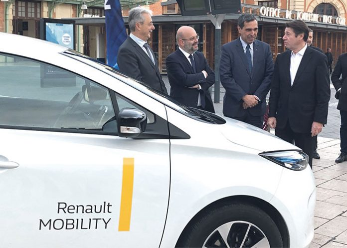 RENAULT MOBILITY À NICE