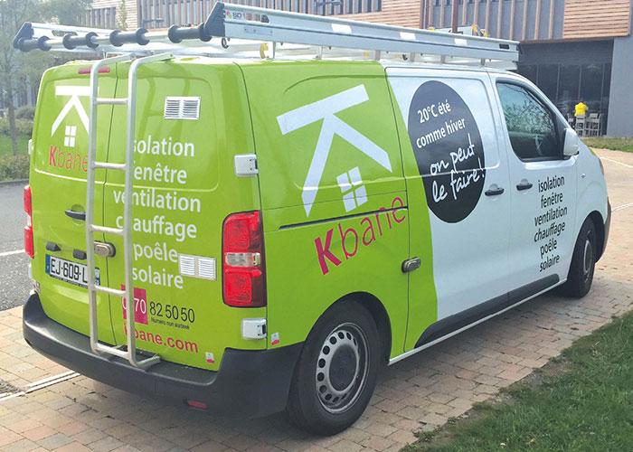 Chez Kbane, spécialiste de la rénovation énergétique de l'habitat à la tête de 150 véhicules, les données récoltées via la plate-forme du télématicien sont l'occasion d'un palmarès hebdomadaire du comportement des conducteurs.