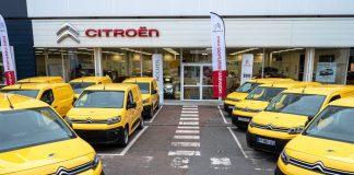 La Poste Citroën Berlingo