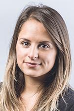 Mélanie Orts, responsable achats et approvisionnements
