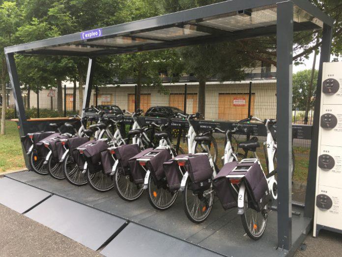 Mobility Tech Green vélopartage