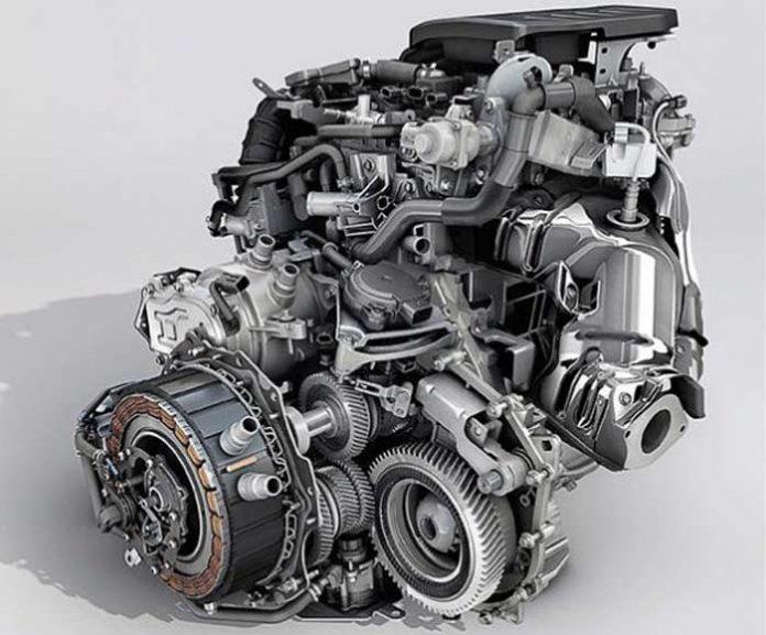 Moteur hybride E-TECH