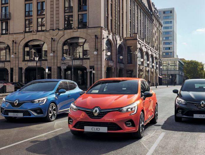 Nouvelle Renault Clio