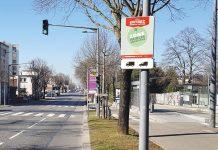 Zones à faibles émissions mobilité (ZFE-m) - panneau Lyon