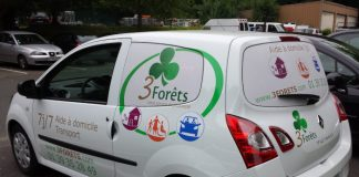 3 forets