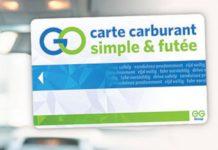 carte carburant GO