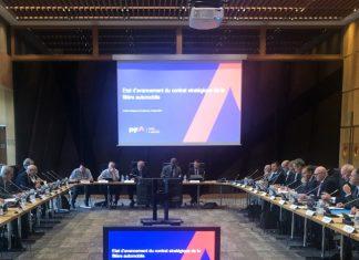 Comite strategique filiere automobile 12 juillet 2019