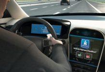 Équipement autonome Continental sur l'autoroute