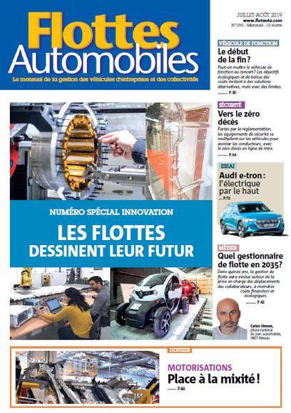 Flottes Automobiles N°250