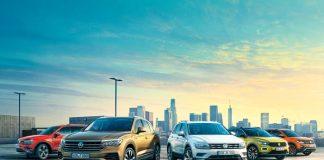 Gamme SUV Volkswagen