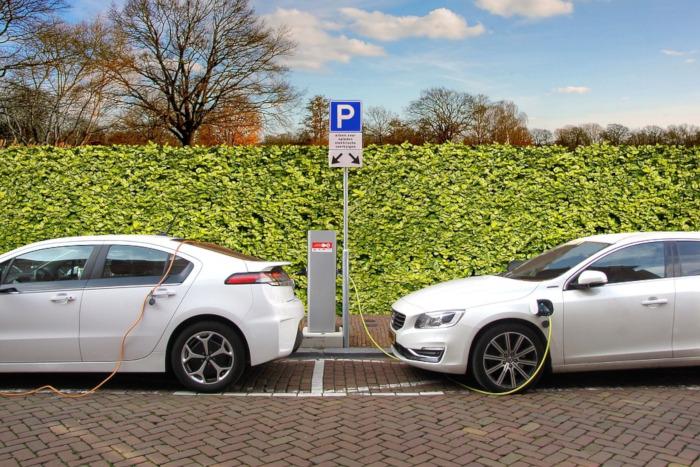 stationnement gratuit pour l'électrique à Tours