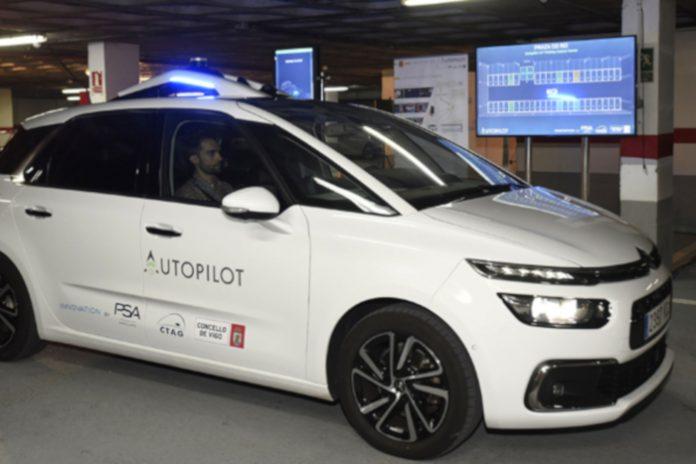 Experimentation V2X à Vigo en Espagne - projet Autopilot