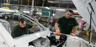 jaguar Land Rover usine Castle Bromwich