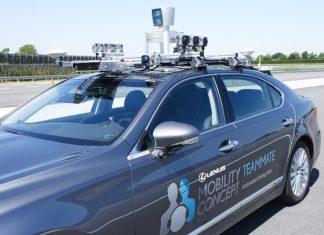 Lexus autonome