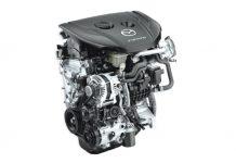 Le moteur essence quatre-cylindres 2.0l SkyActiv-X qui équipe la toute dernière Mazda associe l'allumage par bougie d'un moteur à essence et l'allumage par compression emprunté à un moteur diesel.