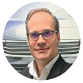 Olivier Dupont, chef du service ventes aux entreprises