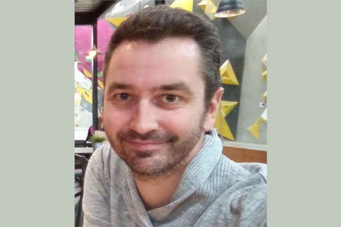 Pierre-Jacques Liotier, enseignant-chercheur à l'IMT Mines Saint-Étienne