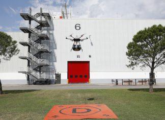 Seat livraison par drone