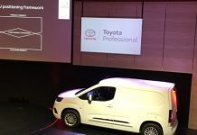 Toyota Professional