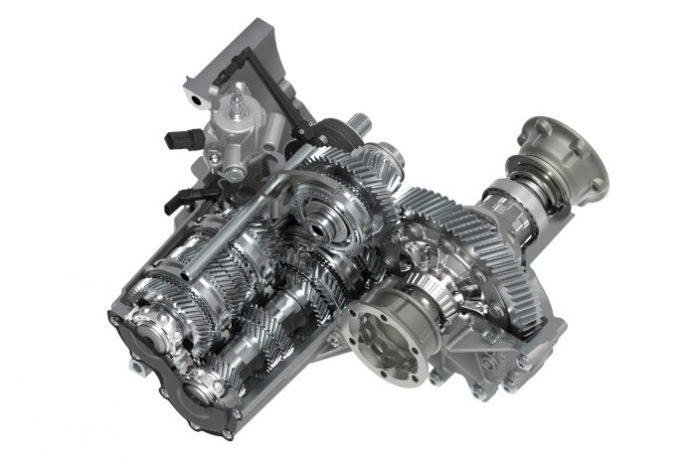 Volkswagen - boîte de vitesse manuelle MQ281