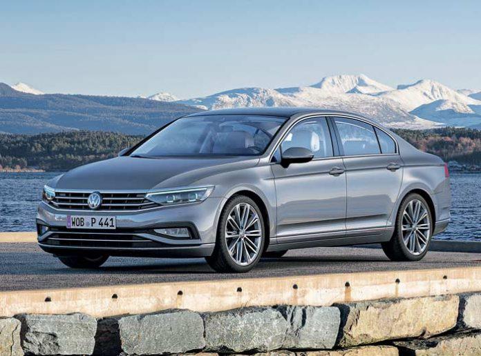 Volkswagen Nouvelle Passat