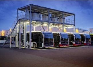 mercedes buses e-Citaro