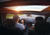 Généralisation de l'usage du smartphone au volant