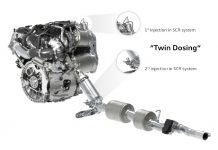 Volkswagen Twindosing - double SCR injection