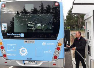 bus hydrogene