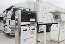 Station GNV Air Liquide à Gauchy