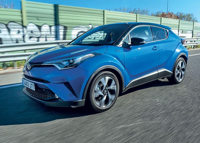Déjà arrivé à mi-parcours – son lancement date de l'automne 2016 et il sera restylé en 2020 – le Toyota C-HR a séduit entreprises et particuliers. Et sa motorisation « full hybrid » n'y est pas étrangère : 122 ch à 86 g pour 29 300 euros.
