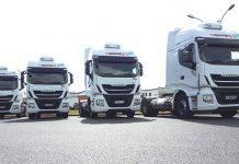 Tracteurs GNL Iveco
