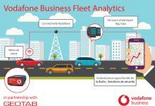 Vodafone Geotab