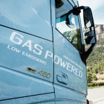 Transports Bonnand - Volvo FH ou FM fonctionnant au Gaz Naturel Liquéfié (GNL)
