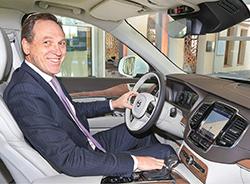 Yves Pasquier-Desvignes, Président de Volvo Car France