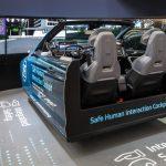 ZF Safe Human Interaction Cockpit