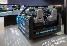 ZF Safe Human Interaction Cockpit