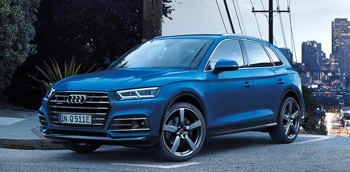 Chez Audi, le récent Q5 55 TFSIe mise sur l'hybridation rechargeable essence de 367 ch, qui combine le 2.0 TFSI de 252 ch et un moteur électrique de 143 ch. Soit au final 49 à 53 g pour un prix de 67 080 euros.
